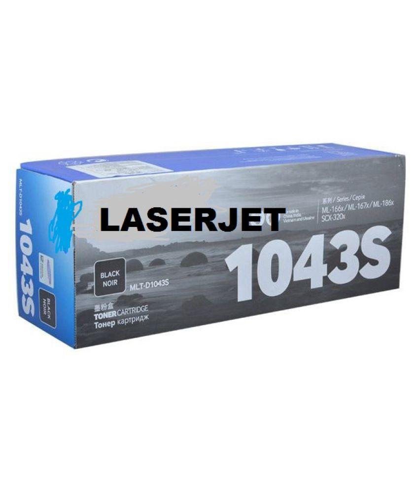 laserjet MLT 1043 TONER Black Single Cartridge for