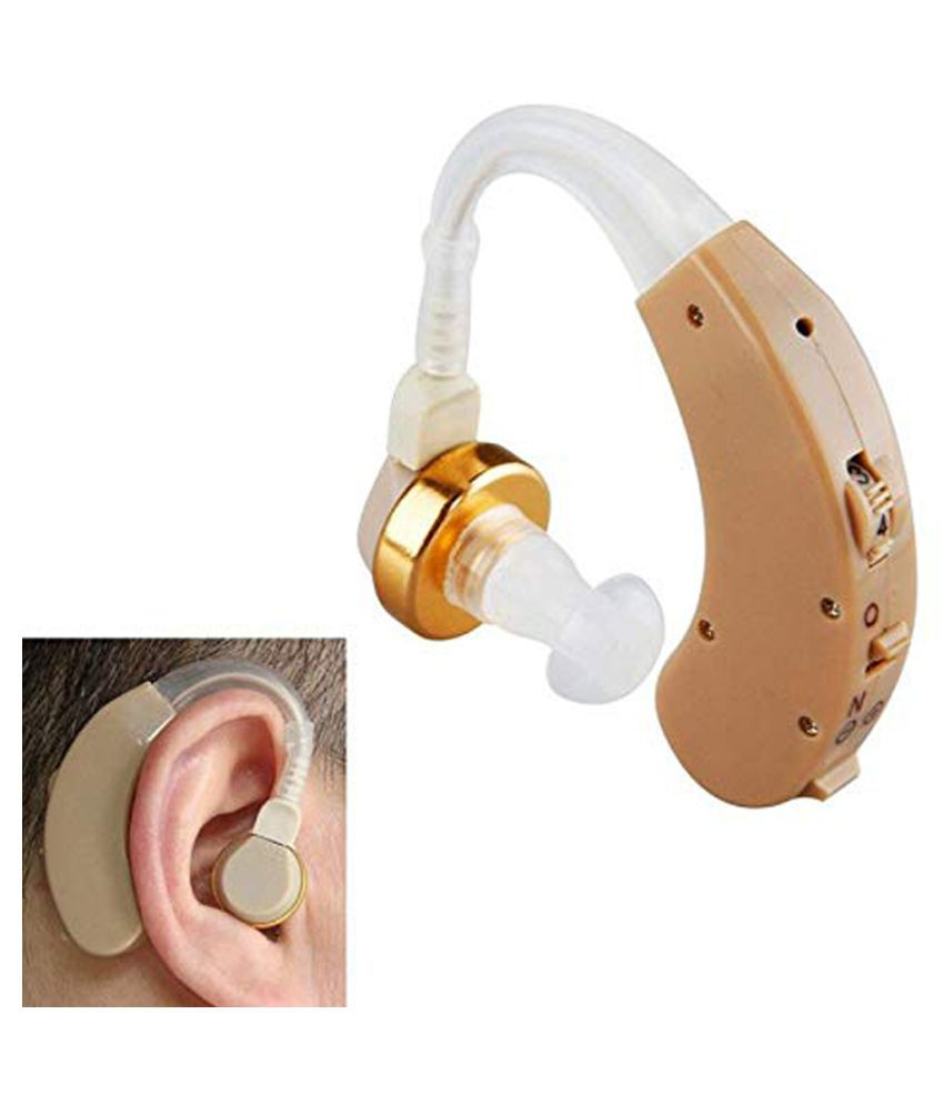 Axon B-13 Hearing Aid with 6 batteries