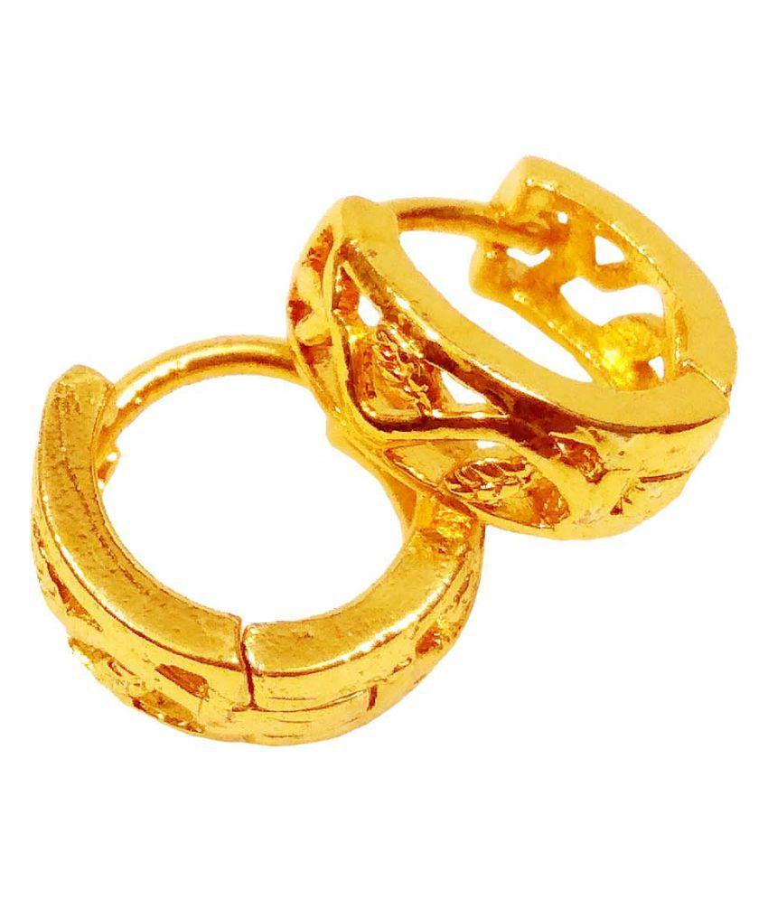 balaji gold ring bali earrings