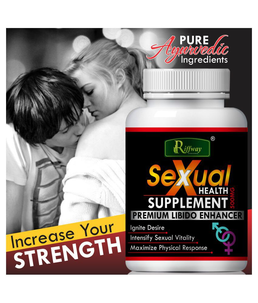 Inlazer Sexual health suppliment  Capsule 60 no.s Pack Of 1