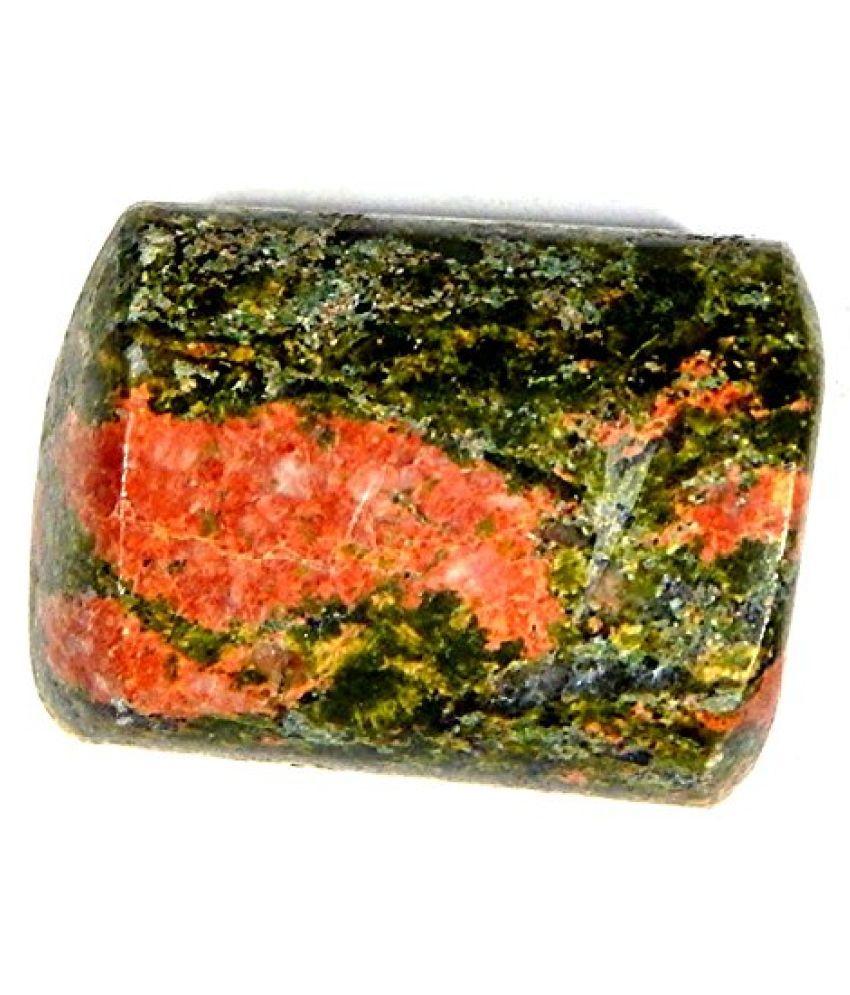 Urancia® Best Quality Unakite Tumbled stone 105.7Cts