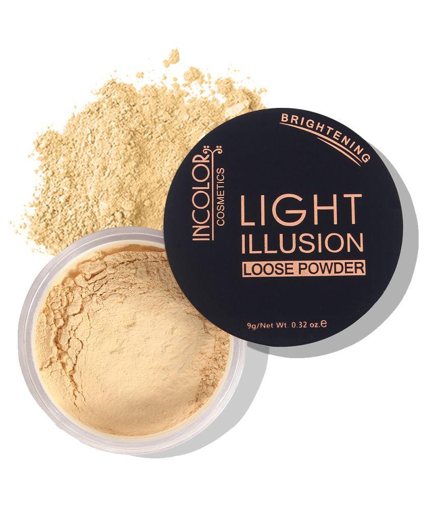 Incolor Prime Illusion Loose Powder 05 Natural Fair SPF 12 9 g