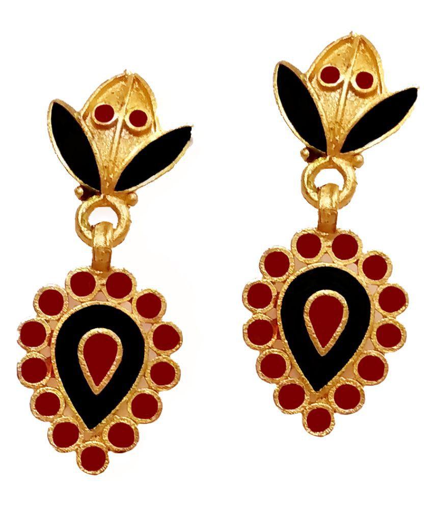 asssamese traditional earrings