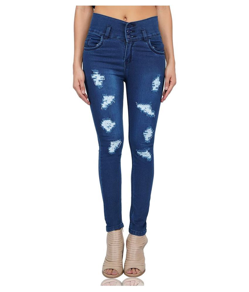 Essence Denim Jeans - Blue