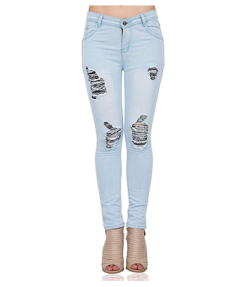 Essence Denim Jeans - Blue