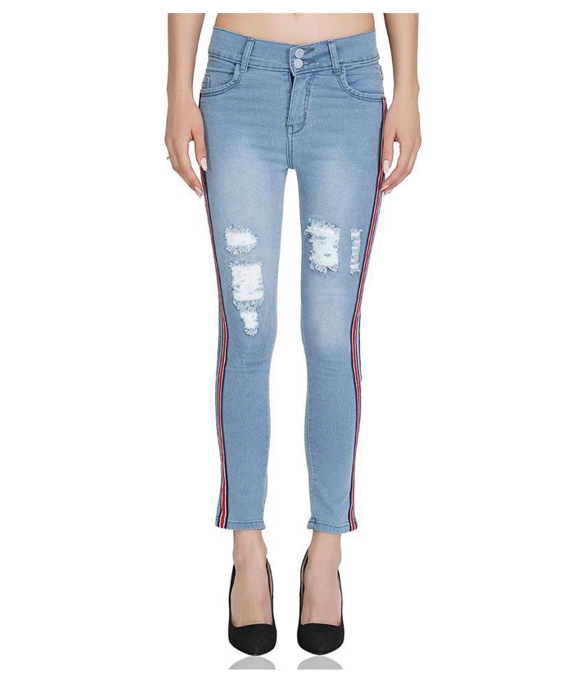 Essence Denim Jeans - Grey