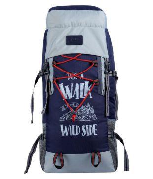 Leather World 8 L Rucksack Backpack Hiking Bag