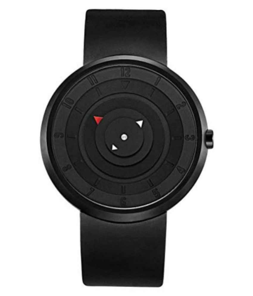 piper london PL-5001-001 Silicon Analog Men's Watch
