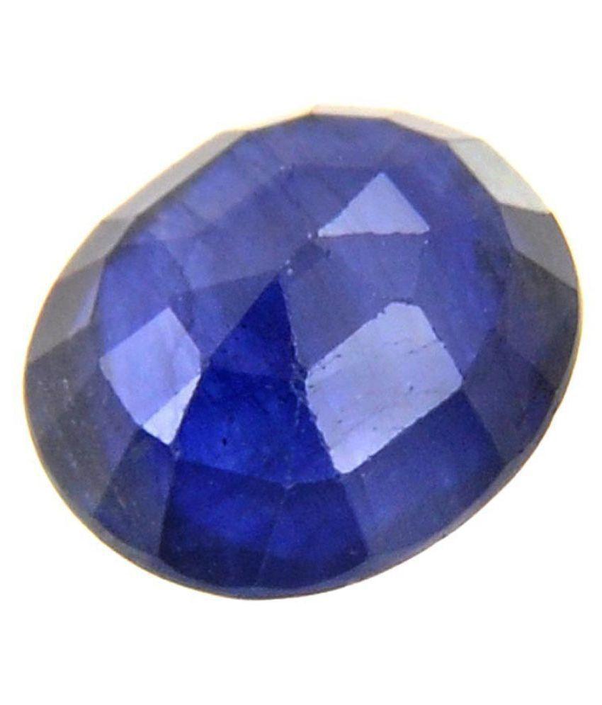 Moonlightjewels99 5 - 5.5 -Ratti Self certified Blue Sapphire (Neelam)
