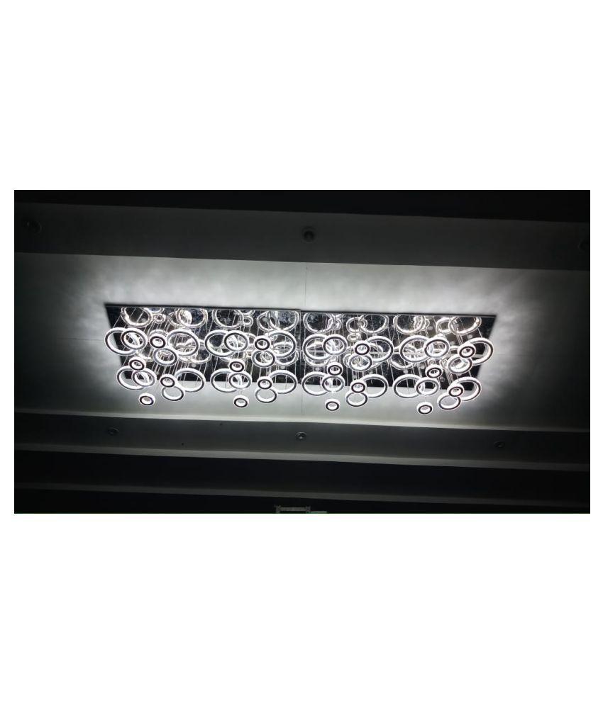 VISUAL COMFORT Crystal Decorative Chandeliers Pendant Multi - Pack of 1