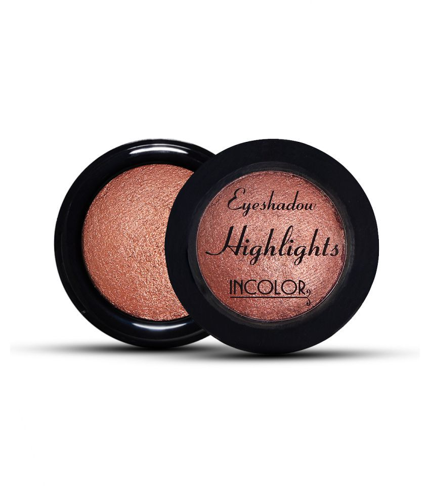 Incolor Highlight Eyeshadow Shade 24 Copper   4.5 gm