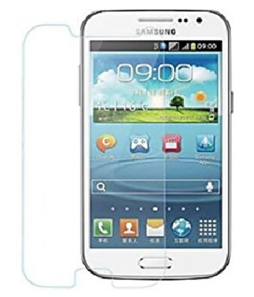 Samsung Galaxy Core 2 Matte Screen Guard By Nainaan Tempting Free Offer