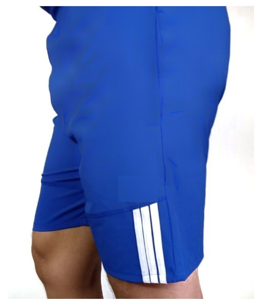 THREADSTONE Blue Shorts