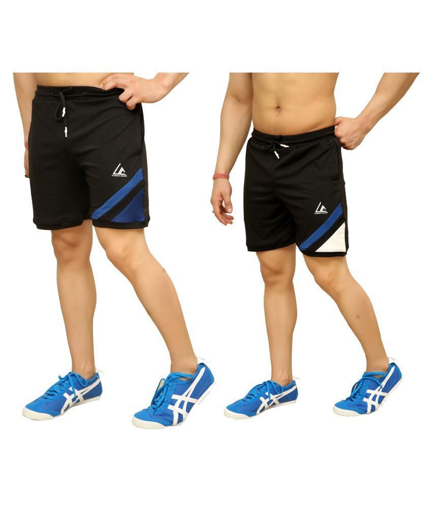 ULTIMATE COLORS Multi Shorts