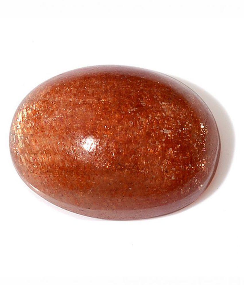 Mahadev Gems 9 - 9.5 -Ratti Self certified Sunstone