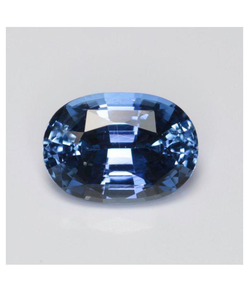 Crafty Soul Design 6 - 6.5 -Ratti IGL Blue Sapphire (Neelam)