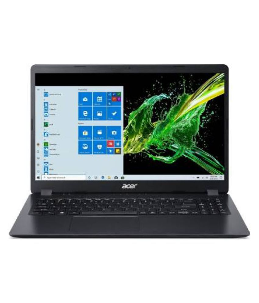 Acer Aspire 3 Core i3 10th Gen - (4 GB/1TB HDD/Windows 10 Home) A315-56 Laptop  (15.6 inch, Shale Black, 1.9 kg)