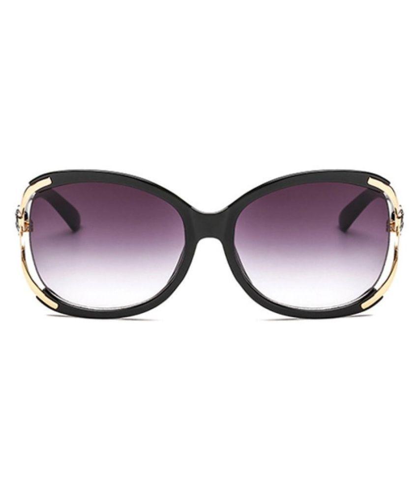 Isabelle chardon - Black Round Sunglasses ( 811001 )