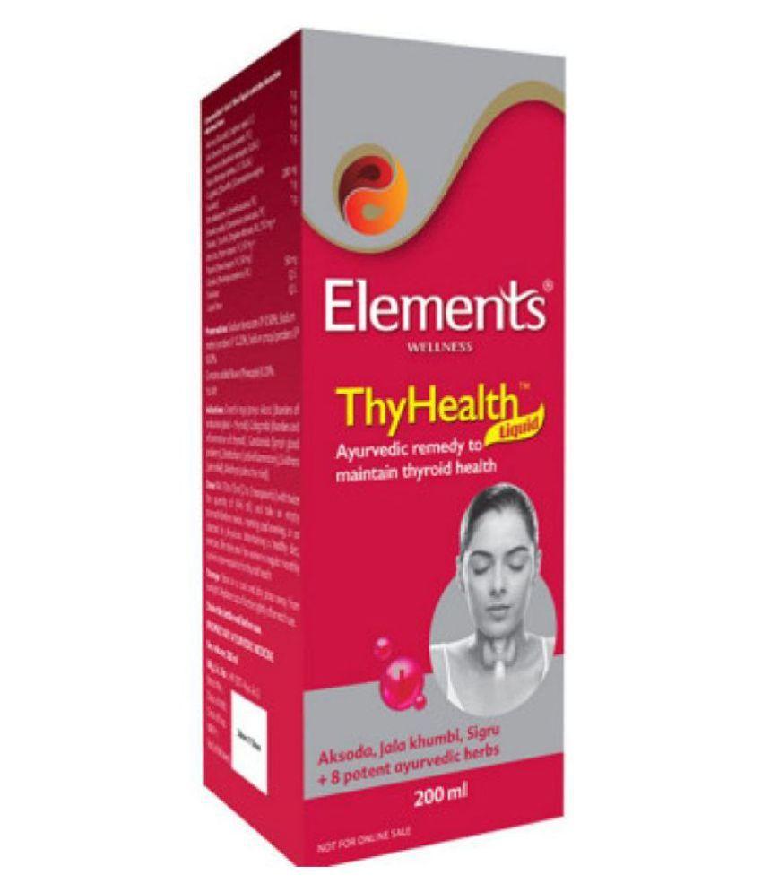ELEMENT WELLNESS elements thy health Liquid 200 ml Pack Of 1