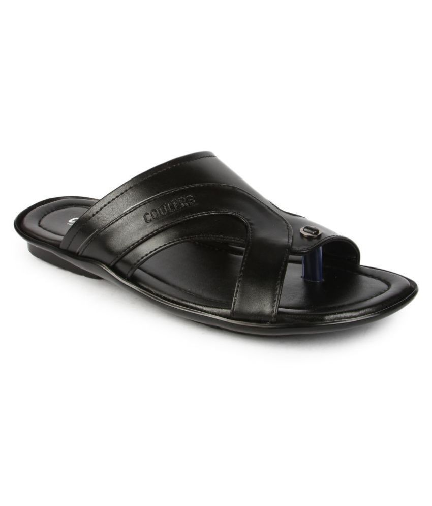Liberty Black Daily Slippers