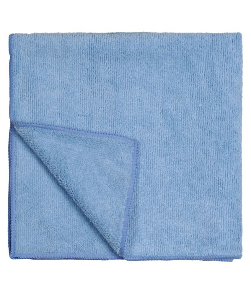 Microfiber Cleaning Cloth  (Pack of 4)