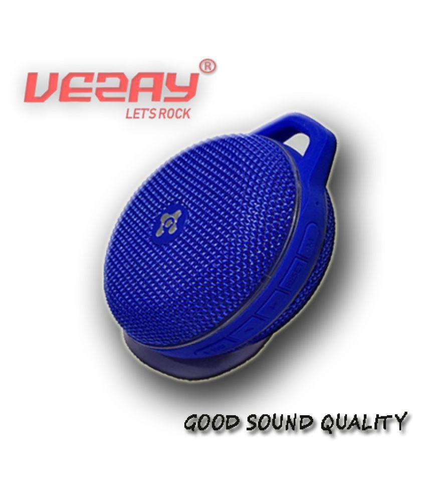 Vezay WM3000 SD Support Bluetooth Speaker