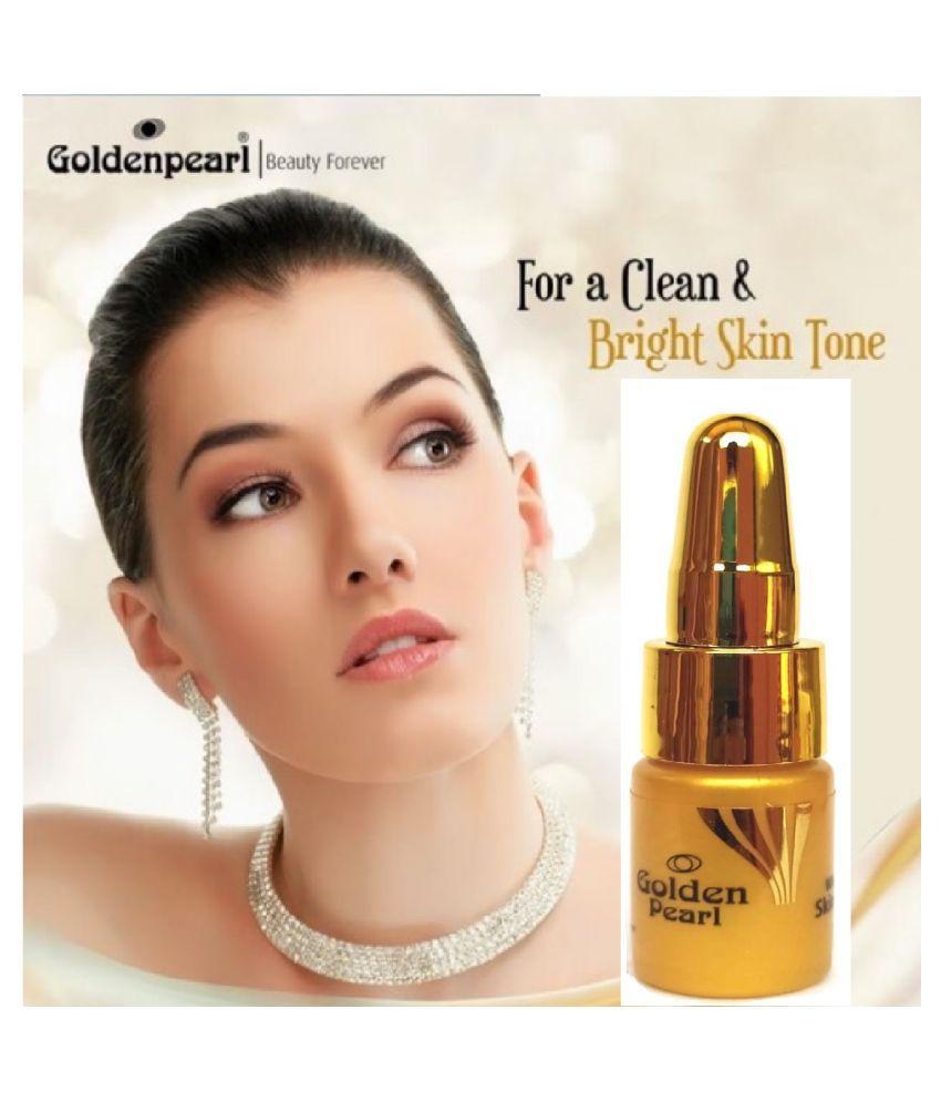 Golden Pearl Anti Aging,Wrinkle Free Skin Whitening Face Serum 3 mL