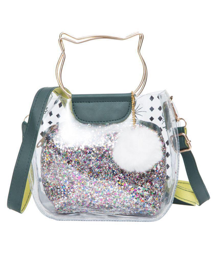 Ratan's Multi P.U. Sling Bag