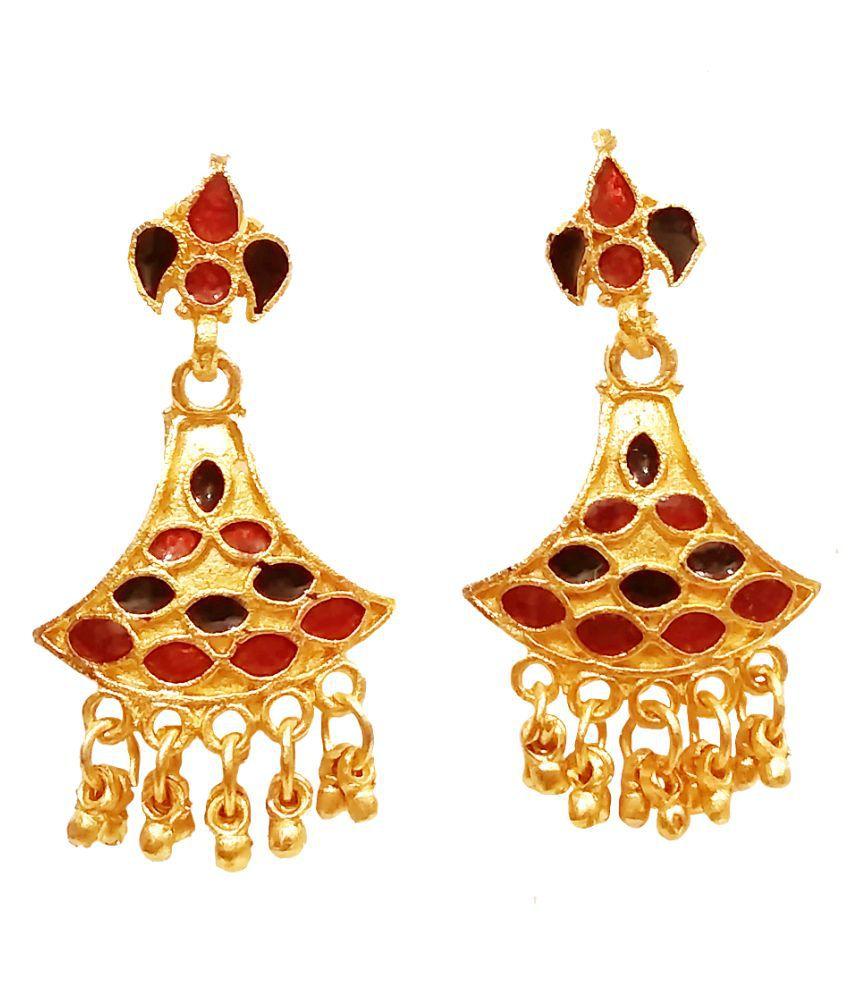 assamese traditional earrings