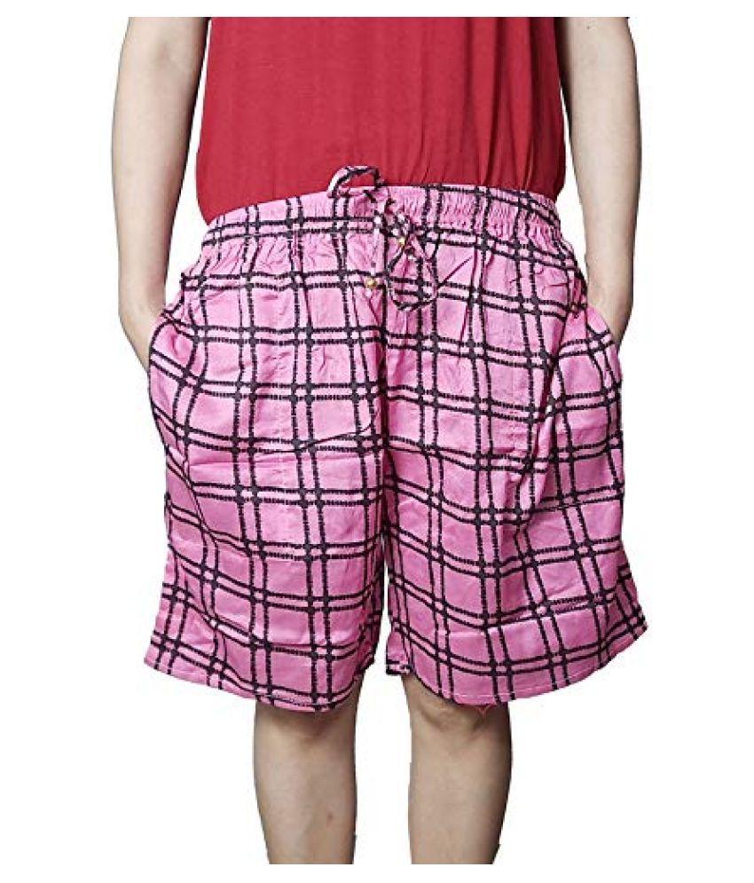UKAL Multi Cotton Printed Shorts
