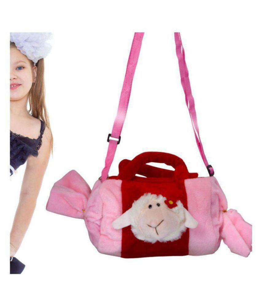 Small Mini Kids Baby Side Hand School Bags HandBag PURSE Toy Toys
