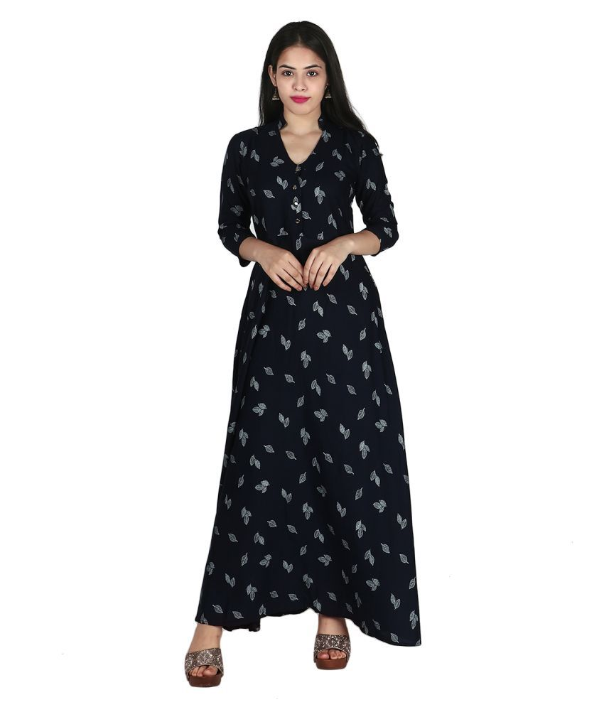 Dress Closet Cotton Black Regular Dress