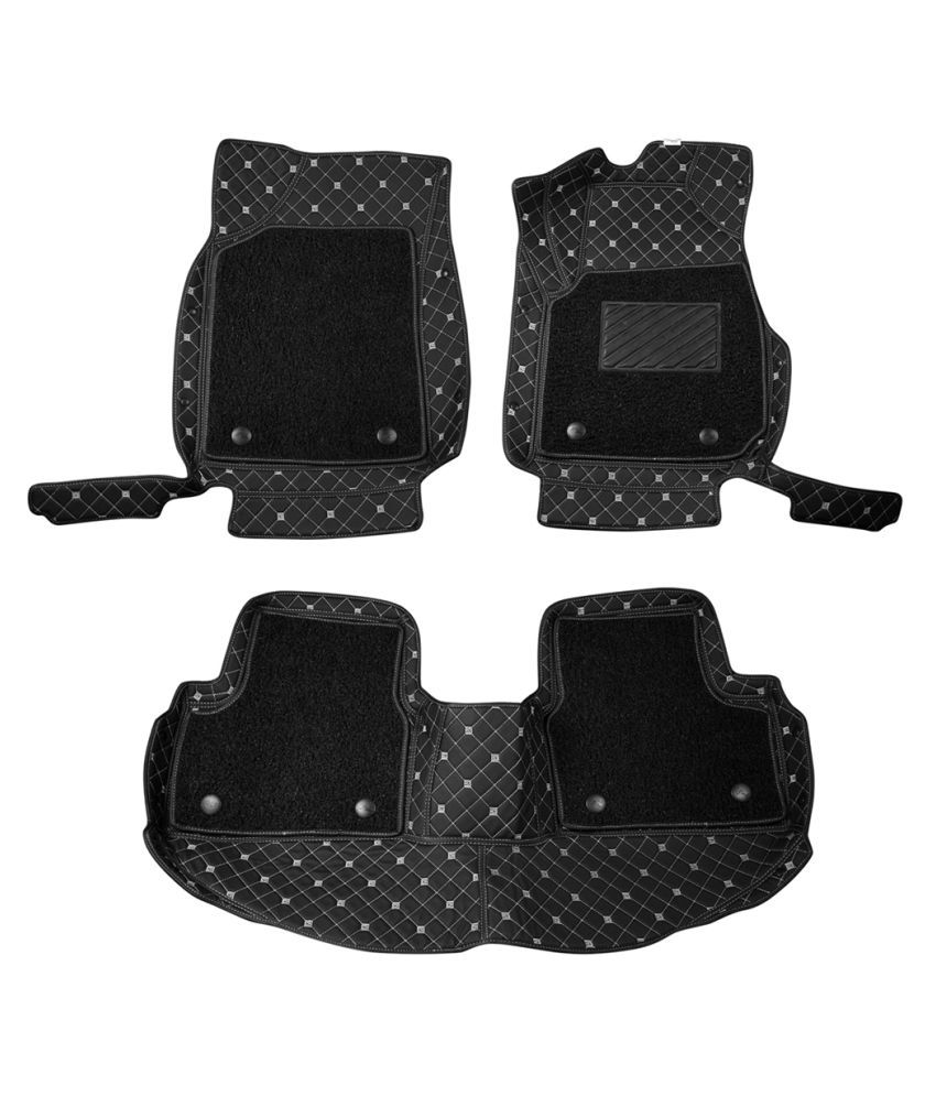 WIINE Leatherite Car Mats For BMW520D 2008