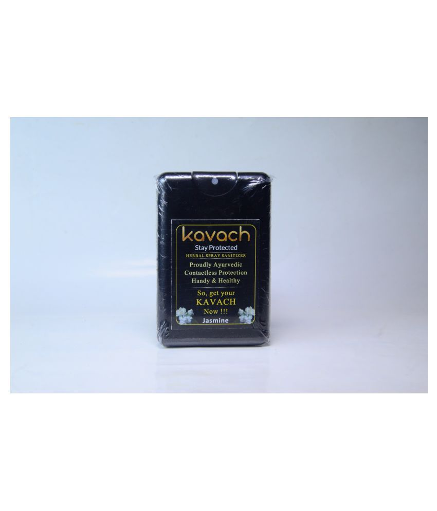 Kavach Hand Sanitizer 18 mL Pack of 1