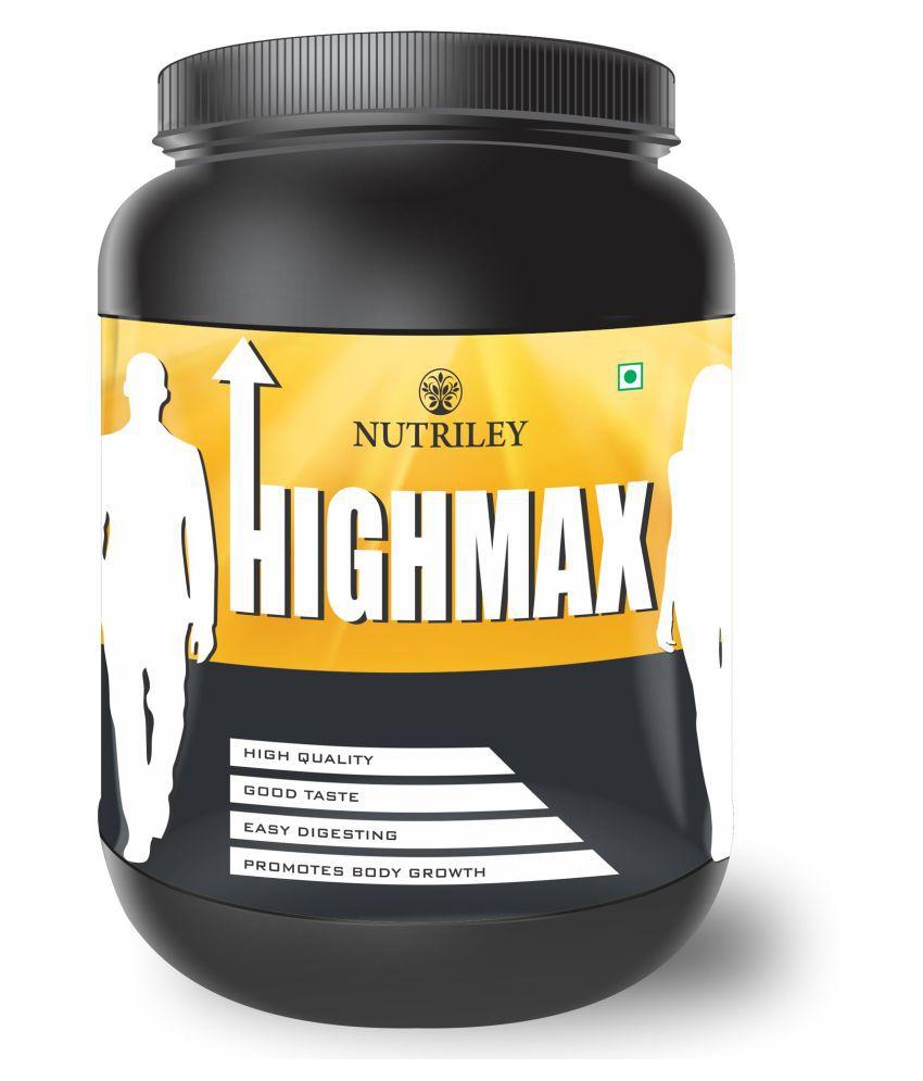 CRD Ayurveda Highmax-Body Height Increase (1 KG)-Vanila 1 gm