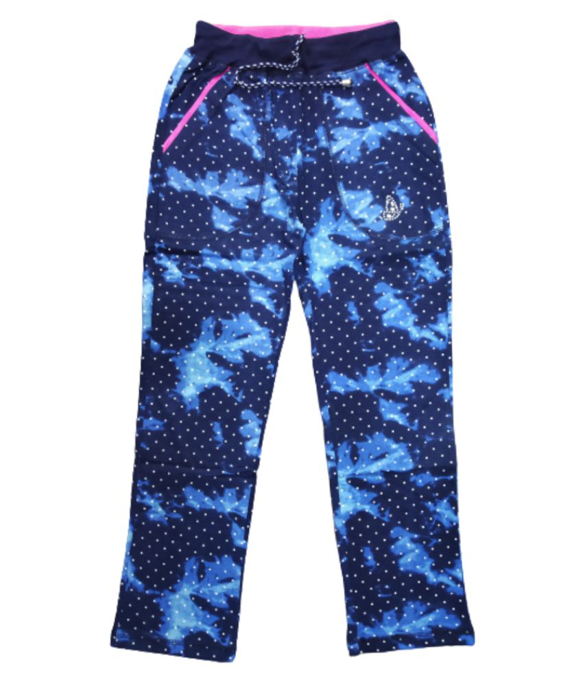 Girls Casual Track-pant