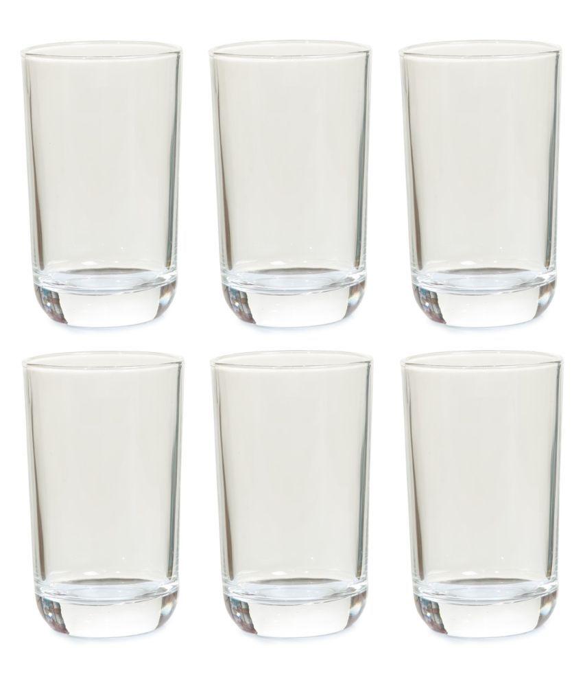 EternityHome Glass & Vitrelle 285 ML ml Glasses