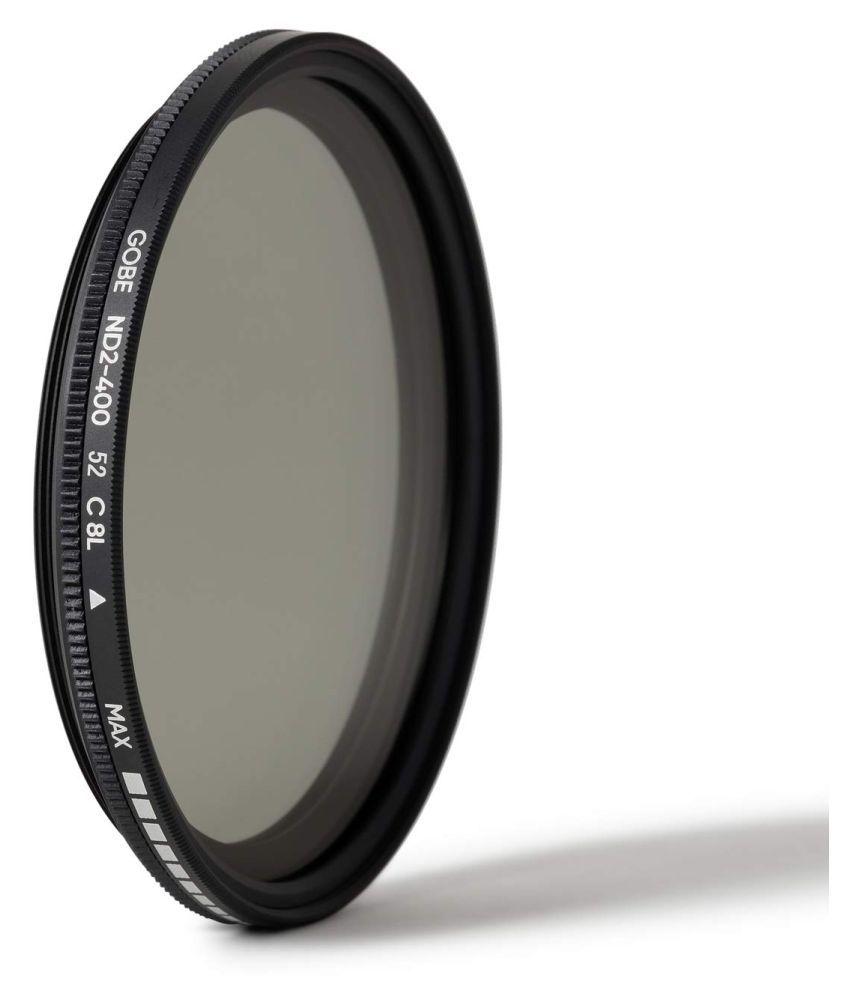 Gobe Neutral Density Lens NA 52