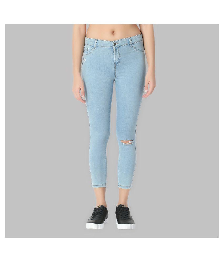 guti Cotton Jeans - Blue