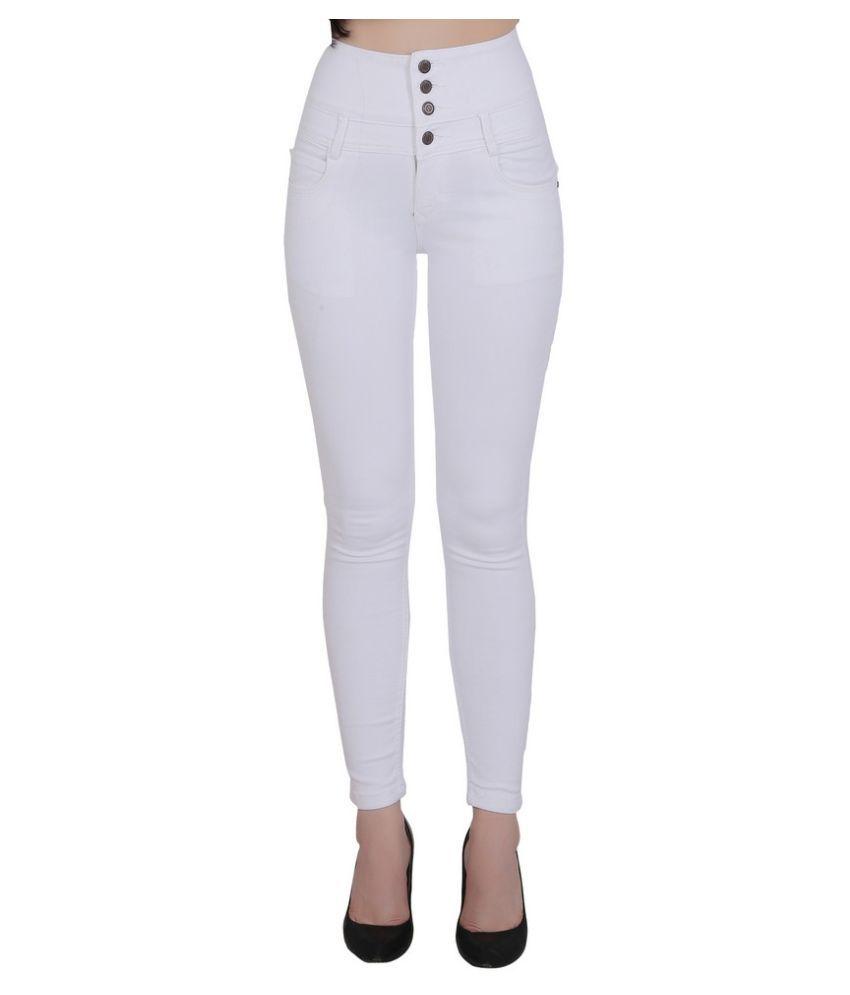 FORTH Denim Jeans - White