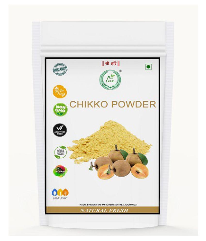 AGRI CLUB CHIKOO POWDER Fruit Drink Mix 0.25 kg