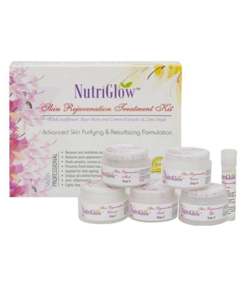 Nutriglow Skin Rejuvenation Treatment Facial Kit 260 g