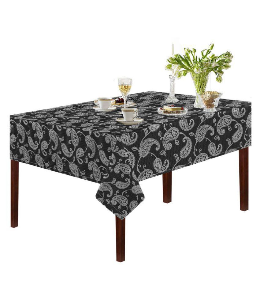 Oasis Hometex 6 Seater Cotton Single Table Covers