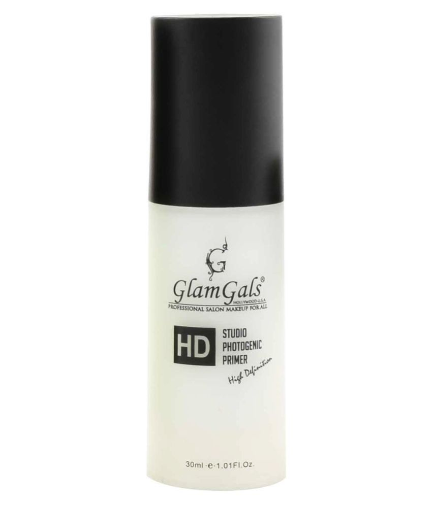 GlamGals HOLLYWOOD-U.S.A HD Studio Face Primer Lotion 30 g