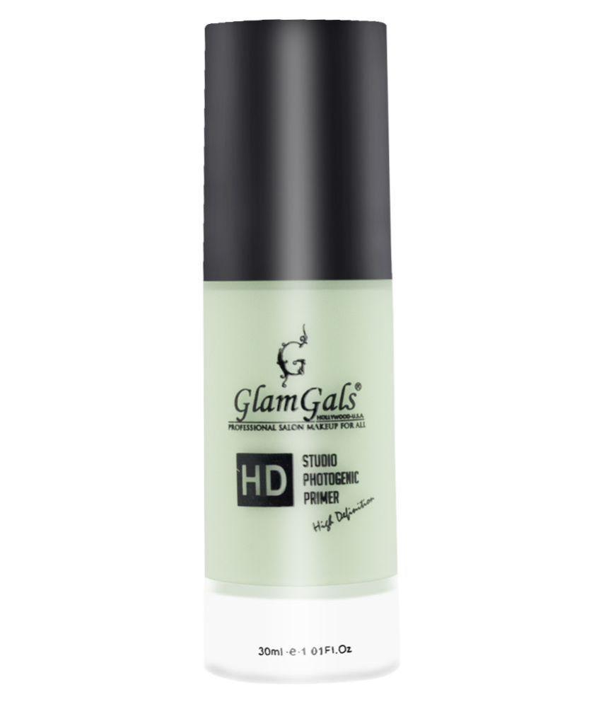 GlamGals HOLLYWOOD-U.S.A  HD Face Primer Lotion 30 g
