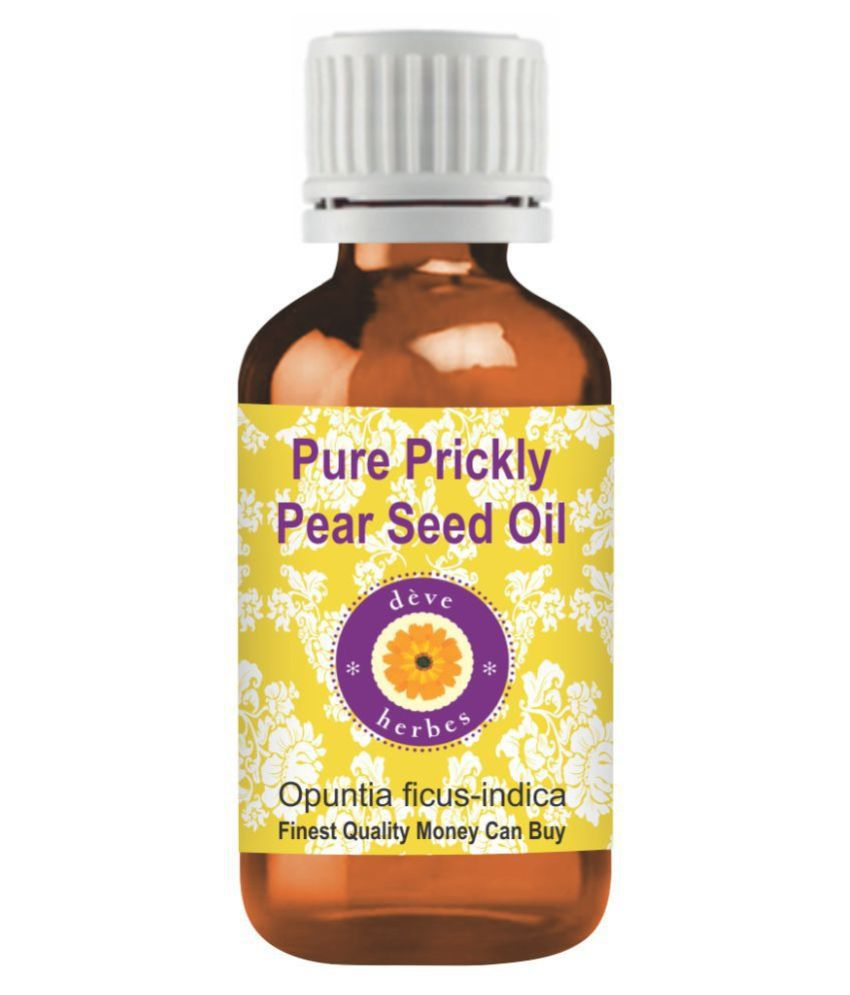 Deve Herbes Pure Prickly Pear Seed Carrier Oil 15 ml