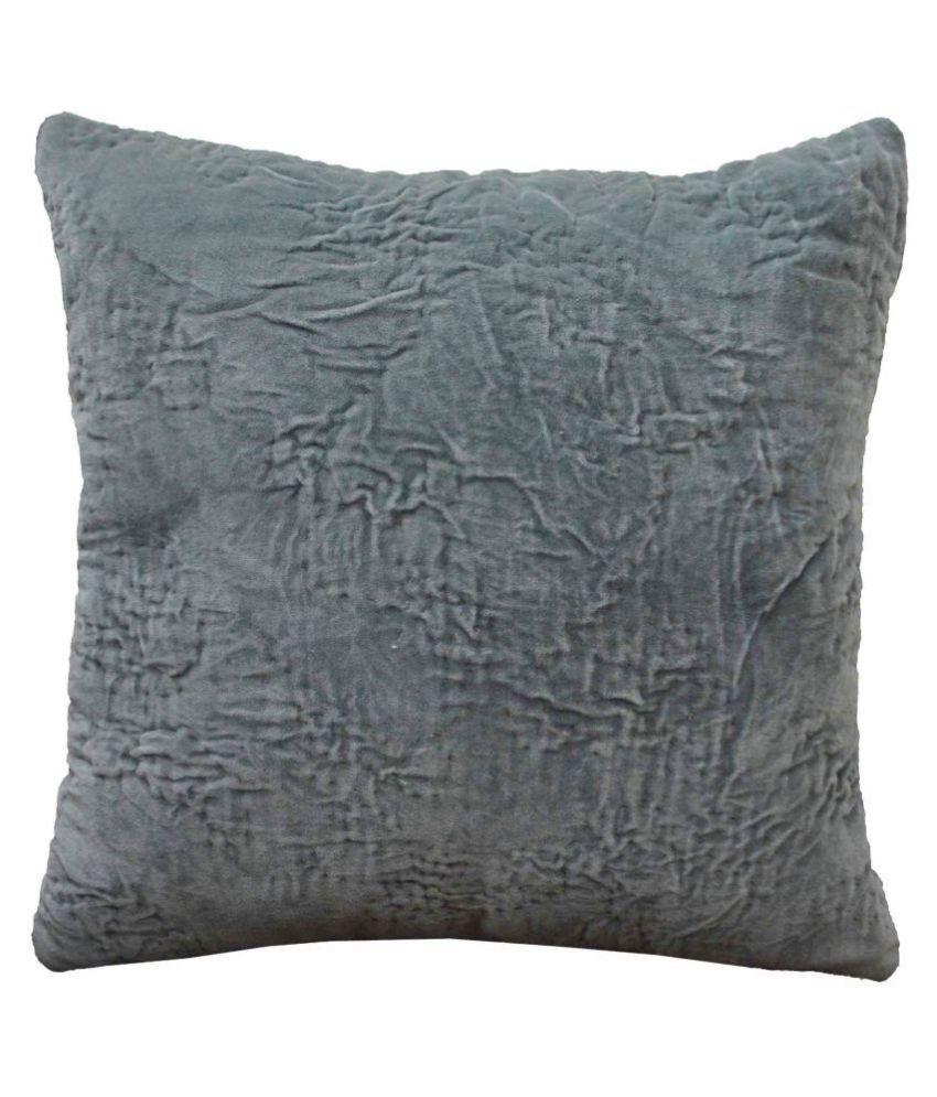 Rhome Set of 2 Cotton Cushion Covers 45X45 cm (18X18)