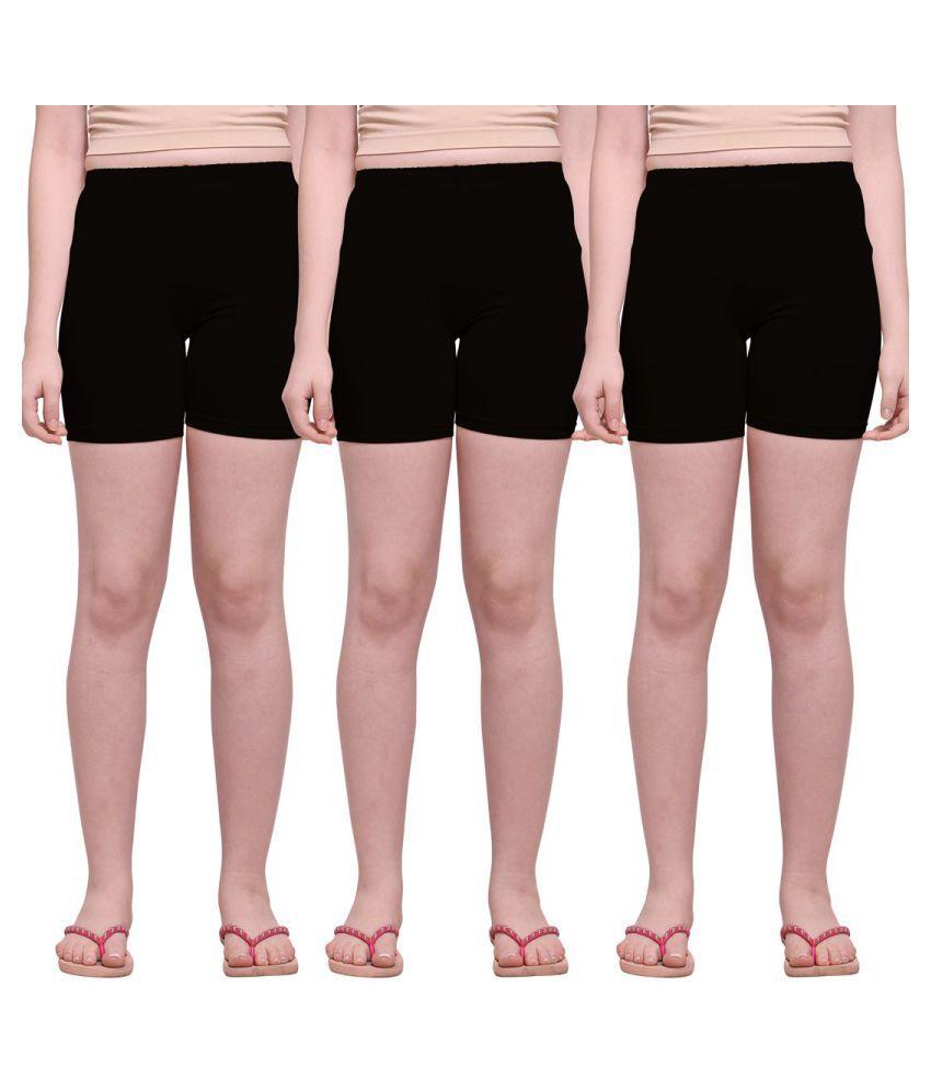 Ziya Cotton Boy Shorts