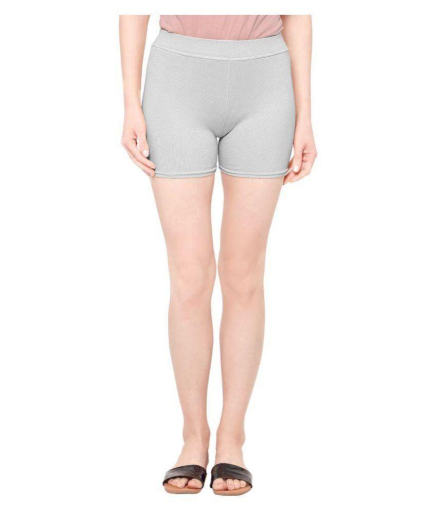 Ziya Cotton Lycra Boy Shorts