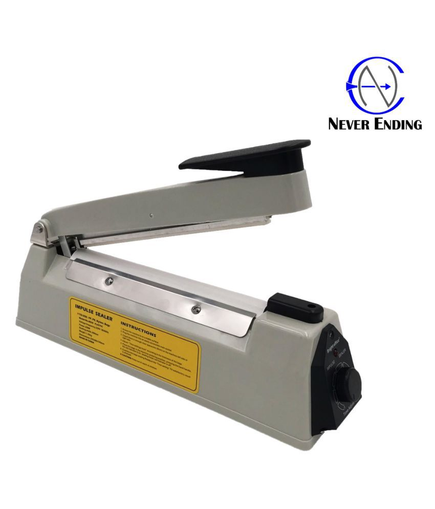 Never Ending Sealing Machine
